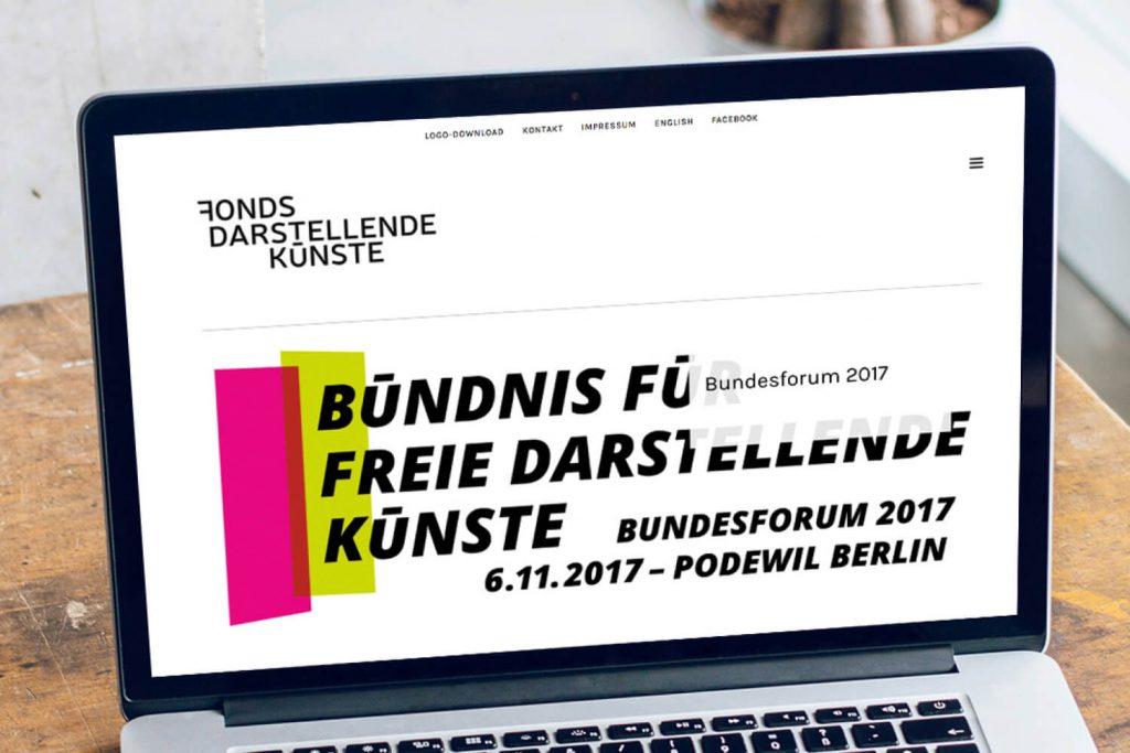 Bündnis für Freie Darstellende Künste